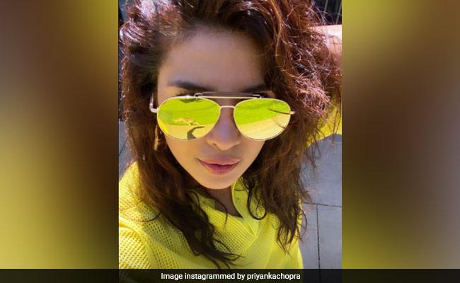 What's Keeping Priyanka Chopra Busy In London? 'Making Lemonades'