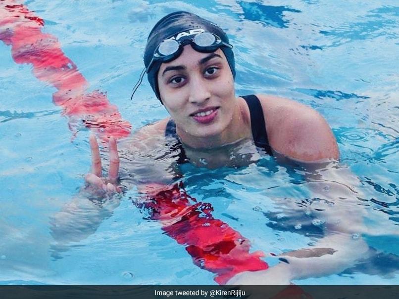 Tokyo Olympics: Indian Swimmer Maana Patel Qualifies Through Universality Quota