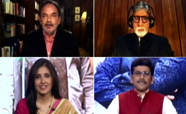 Live Updates From Saluting The Covid Heroes Townhall With Amitabh Bachchan: An Initiative To Thank Covid Warriors For Their Selfless Service During The Pandemic