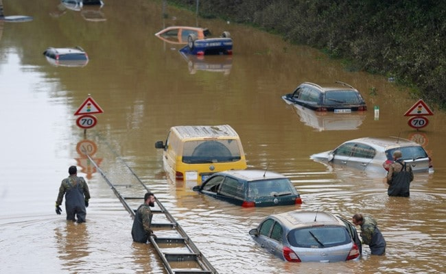 Germany To Warn Of Future Floods With Mobile Phone Alerts