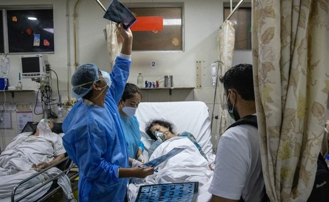 No Oxygen Deaths? Opposition Takes On Centre: 10 Points