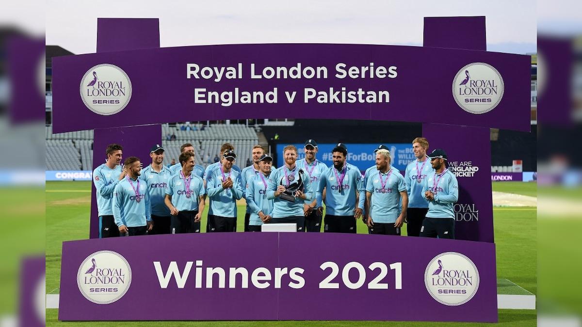 England vs Pakistan: James Vince Century Helps England To ODI Series Sweep vs Pakistan