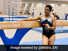 Tokyo Olympics: Indian Gymnast Pranati Nayak, Swimmers Maana Patel, Srihari Natraj Begin Training At Games Village