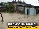 Video : Disaster Force Deployed To Rescue Those Stranded In Telangana Rain