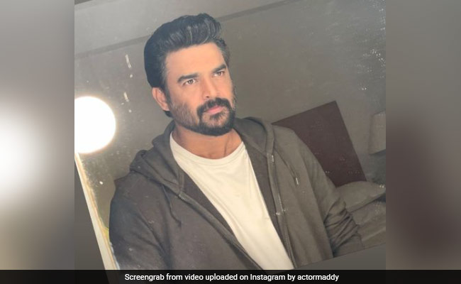 Madhavan, Back On Set, Thrills The Internet With New Pic
