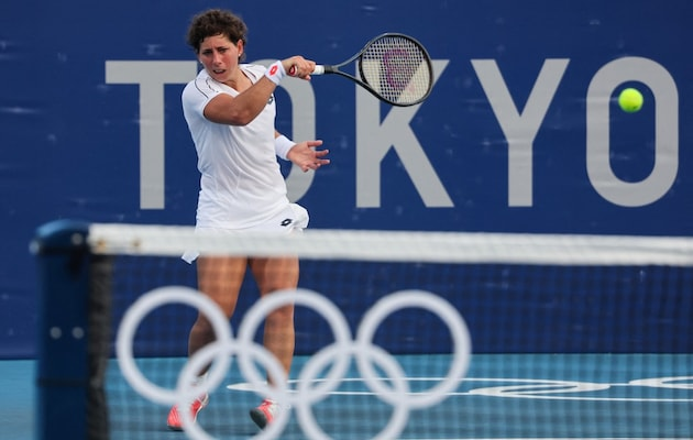 Olympics: Spain Tennis Player Navarro Earns 1st Win Since Cancer Recovery