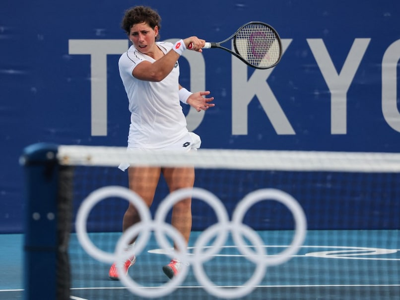 Tokyo Games: Spains Tennis Player Carla Suarez Navarro Earns First Win Since Cancer Recovery