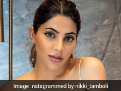 This Is What Nikki Tamboli's Makeup Is Incomplete Without And We Know Exactly Why