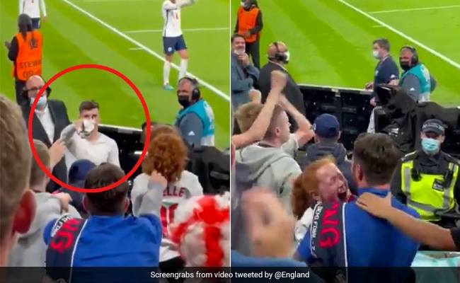 Viral Video: England Footballer Wins Hearts With Sweet Gesture For A Young Fan