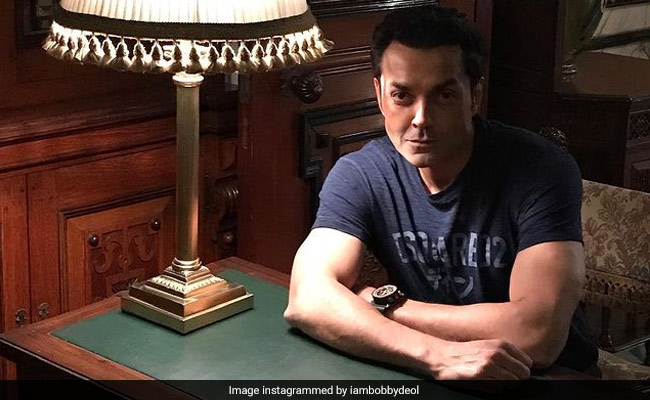 Bobby Deol's TGIF Mood Summed Up In A Post