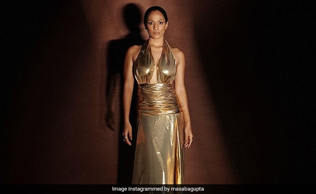 Masaba Gupta Returned To The Sets Of Supermodel Of The Year 2, Looking Like One