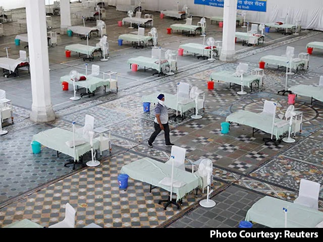 Video : India Records 43,071 New Covid Cases In 24 Hours, 955 Deaths
