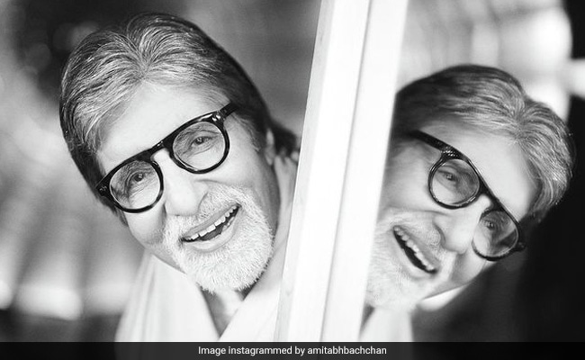 Amitabh Bachchan Invented A Longer Word Than 'Supercalifragilisticexpialidocious' For This Pic