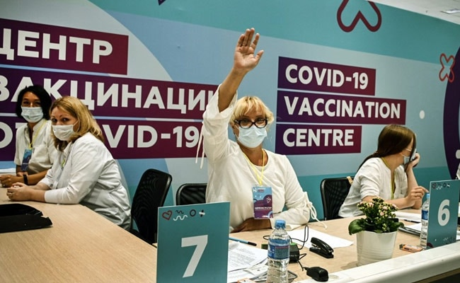 Russia Sets Another Pandemic High With 780 Covid Deaths In A Day