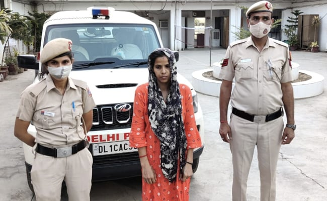 Woman Strangled 11-Month-Old Infant After Fight With Husband: Delhi Cops