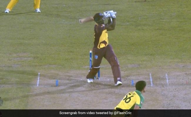 WI vs AUS: आंद्रे रसेल द्वारा छक्को की बारिश से कांपा ऑस्ट्रेलिया, विस्फोटक अर्धशतक ठोककर पहली बार किया यह कारनामा