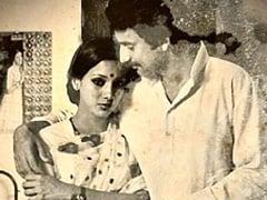 Throwback Thursday: Shabana Azmi And Shekhar Kapur In A Still From 1979 Film <I>Jeena Yahan</i>
