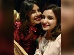 Parineeti Chopra's Birthday Wish For Priyanka Is All About Their Matching Nail Art