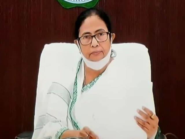 "Video : Mamata Banerjee's ""Democracy Will Go On"" Comment Before Leaving Delhi"
