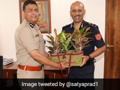 NDRF Chief SN Pradhan Takes Over Additional Charge Of Head Of Anti-Drugs Agency