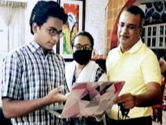 Chennai Boy, Who Contracted Covid In 2nd Wave, Scores 96% In Class 12