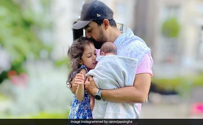 Rannvijay Singha And Wife Prianka Share New Pics Of Baby Boy, Reveal His Name