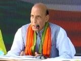 Video : Rajnath Singh Briefs Sharad Pawar, AK Antony On China Border Row