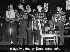 Anand Mahindra Shares Throwback Pic From School Album. Can You Spot Him?