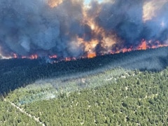 Major US Wildfire In Oregon Spreads, More People Evacuated