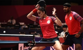 Tokyo 2020 Live: Manika-Sharath Lose In Mixed Doubles Round Of 16 Event