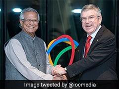 Tokyo Olympics: Bangladesh Nobel Laureate Muhammad Yunus To Receive Olympic Laurel