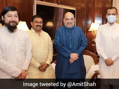 2 New Ministers Of State Join Home Ministry: What They Said On Day 1