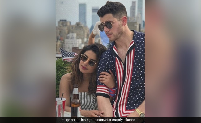 'My Firework': Priyanka Chopra Marks The Fourth Of July With This Adorable Throwback Pic Featuring Nick Jonas