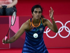 Tokyo Olympics: PV Sindhu Cruises Into Quarterfinals With Straight Games Win Over Mia Blichfeldt