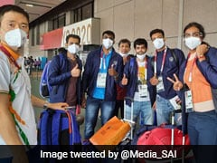 Tokyo Olympics: Indian Badminton, Table Tennis Teams Leave For Games Village