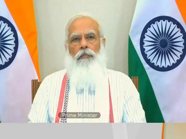 Video : Top News Of The Day: Crowds Without Masks Cause For Concern: PM Warns Of 3rd Wave