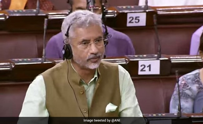 India, US Stand United In Addressing Scourge Of Terrorism; Support Transparent Infrastructure: S Jaishankar