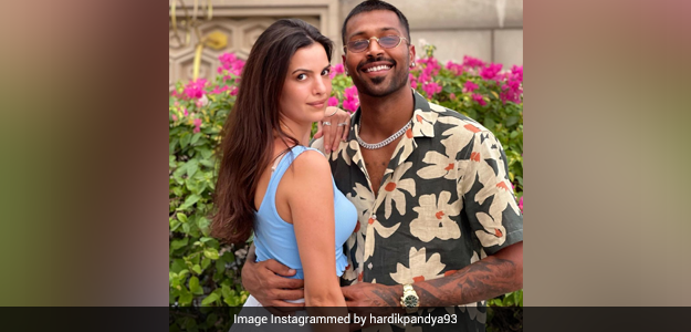 Hardik Pandya And Natasa Stankovic Celebrate Their Son's First Birthday With A Boss Baby Cake. See Photos
