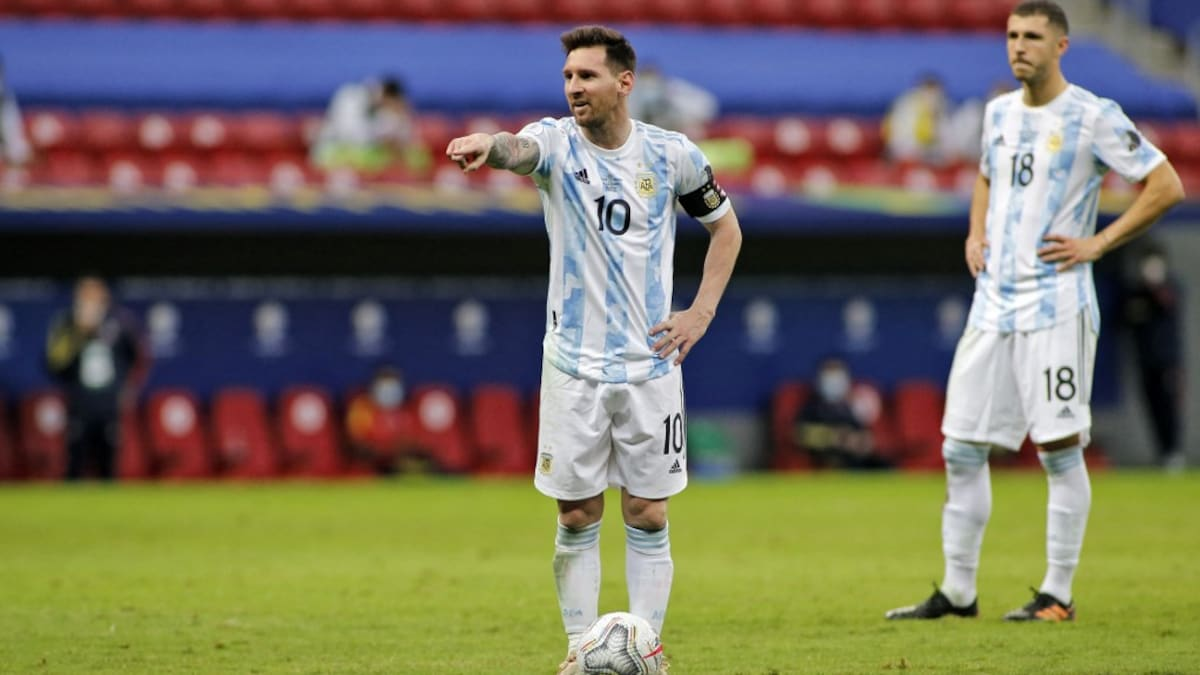 Copa America: Lionel Messi and Neymar will fight in their dreams to win the 1st title Football News