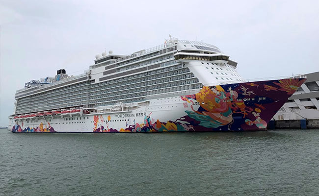 Nearly 3,000 Confined To Cabins On Cruise Ship After COVID-19 Case
