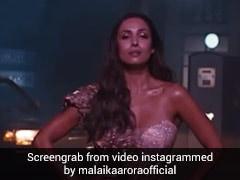 मलाइका अरोड़ा ने सुपर मॉडल लुक में शेयर किया Video, देखें एक्ट्रेस का स्टनिंग अंदाज