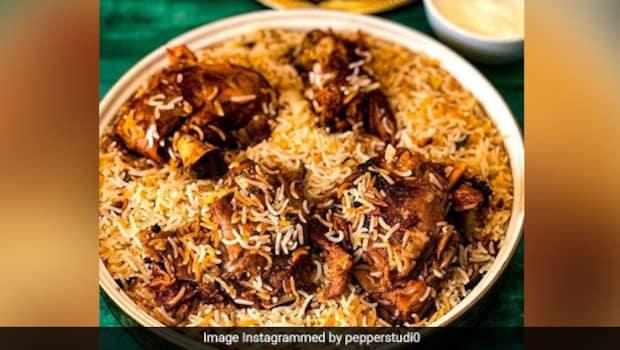 Chicken Mandi Biryani: This Juicy And Aromatic Chicken Biryani Spells Indulgence
