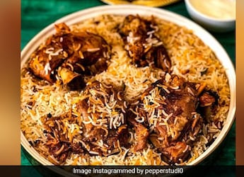 Mutton Mandi Biryani: How To Make This Succulent Rich Biryani, Fit For A Royal Feast