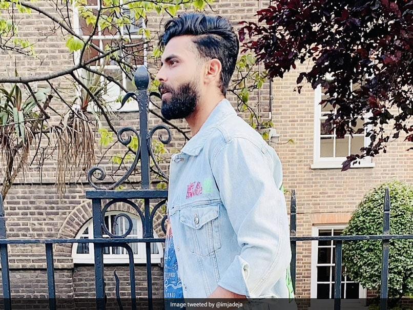 Ravindra Jadeja Gives Fans London Sneak-Peek In A Denim Jacket