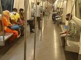 Video : 50 Passengers Per Coach In Delhi Metro, No Room For Standing