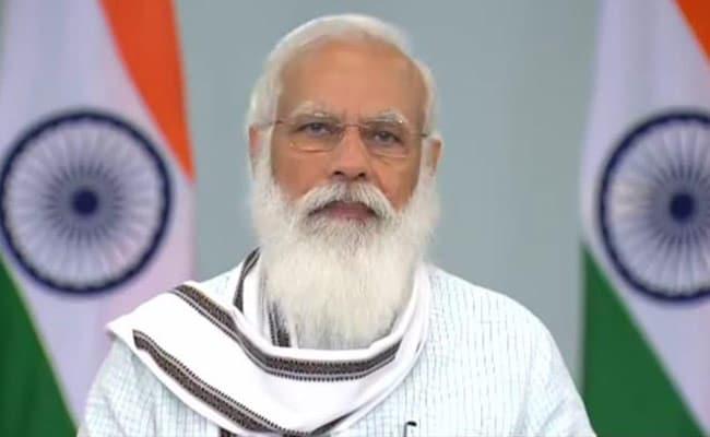 PM Modi Speaks To His Nepalese Counterpart Sher Bahadur Deuba