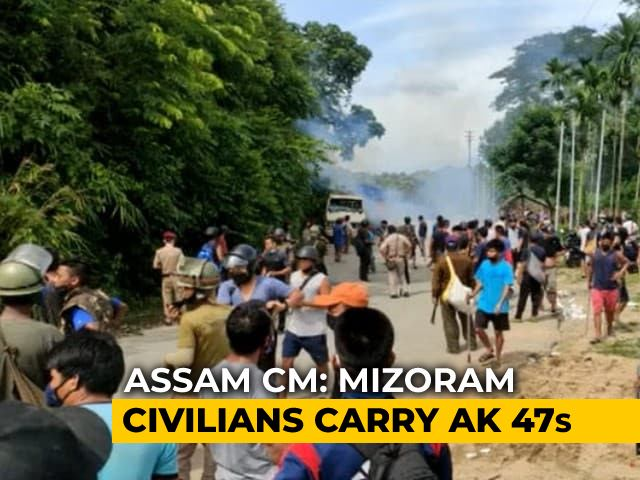 """Video : """"North-East India Will Always Be One"""": Mizoram After Assam Advisory"""