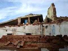 Video: Wall Collapses On People In Madhya Pradesh Jail, 22 Injured