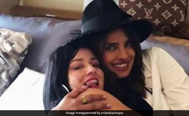 Priyanka Chopra's Birthday Wish For Mother-In-Law Denise Jonas Is The Definition Of Adorable