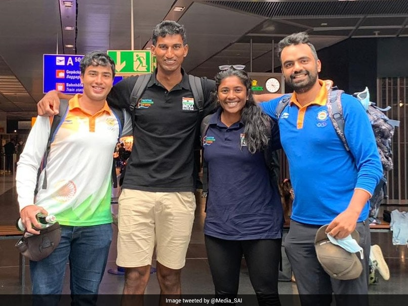 Tokyo Olympics: Indian Sailing Team First From Countrys Contingent To Arrive In Tokyo